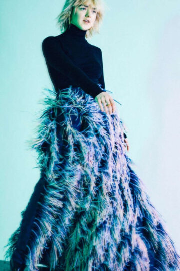 Maisie Williams Female Magazine September