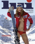 Malgosia Bela Lui Magazine France February 2014 Issue