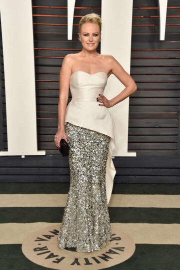Malin Akerman Vanity Fair Oscar 2016 Party Beverly Hills