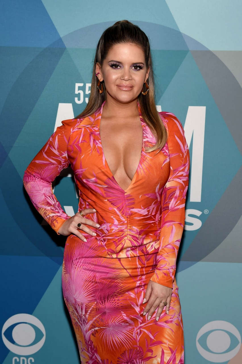 Maren Morris 55th Academy Of Country Music Awards Nashville