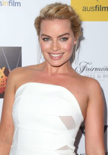 Margot Robbie 3rd Annual Australians Film Awards Benefit Gala Santa Monica