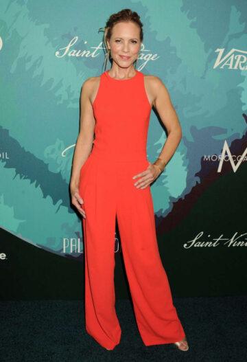 Maria Bello 2014 Variety Power Women Beverly Hills