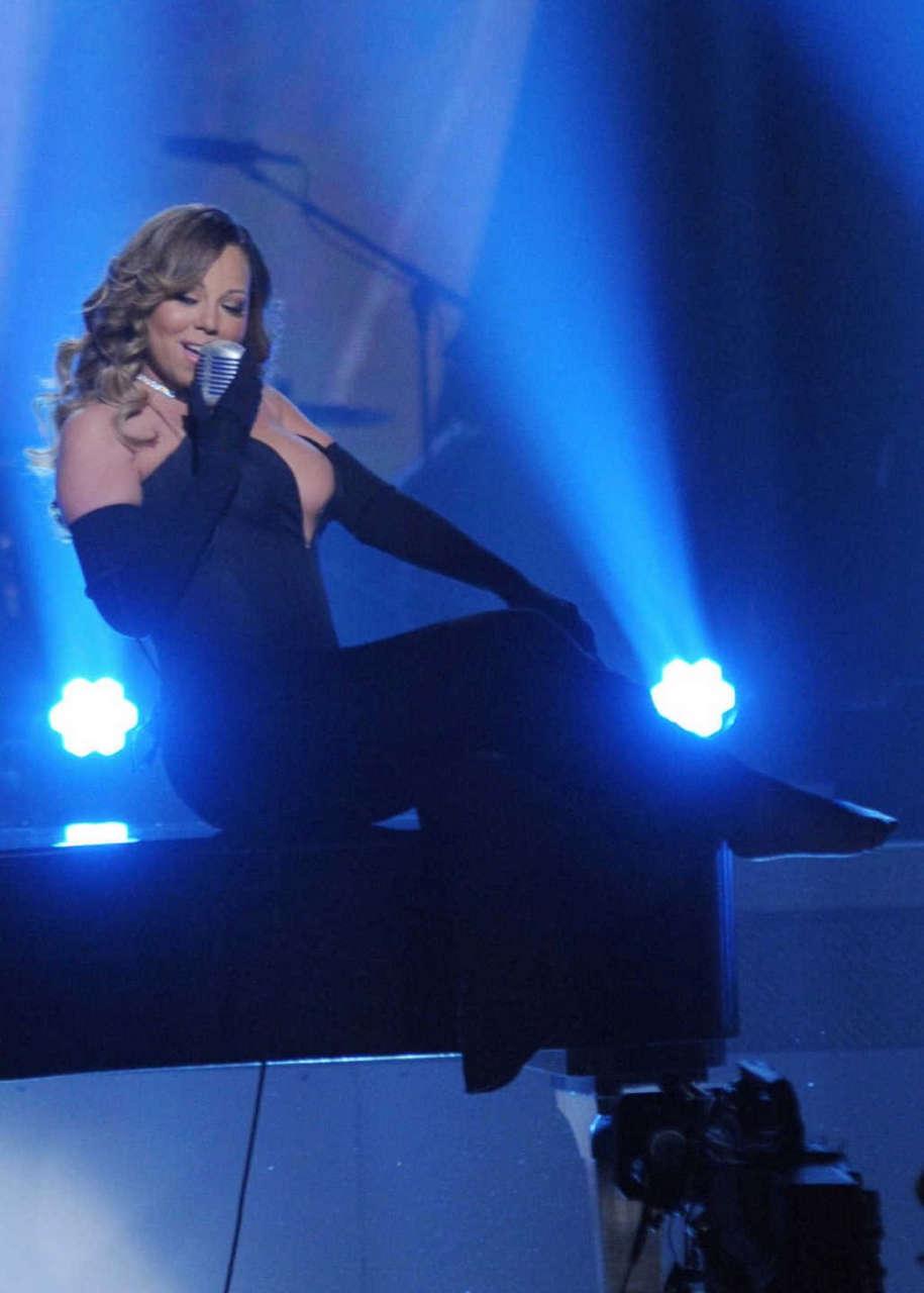 Mariah Carey 2014 Bet Honors Washington