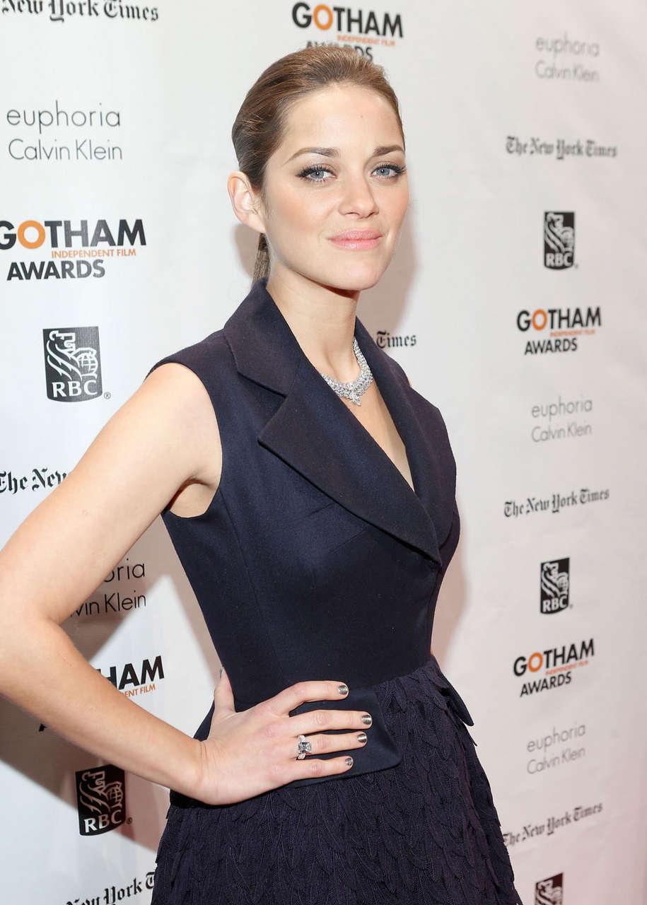 Marion Cotillard 22nd Annual Gotham Independent Film Awards New York