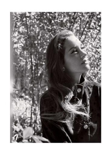 Marion Cotillard Harpers Bazaar Magazine Uk October