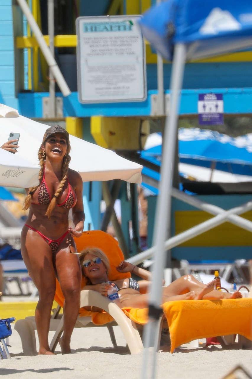Maripily Rivera Bikini Beach Miami