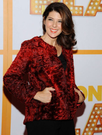 Marisa Tomei Its Only Play Broadway Openung Night