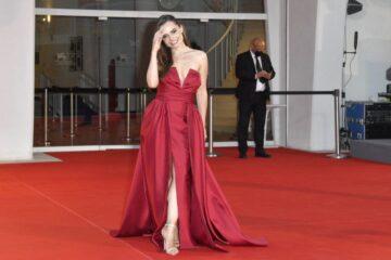 Maryna Nomadland Premiere 2020 Venice Film Festival