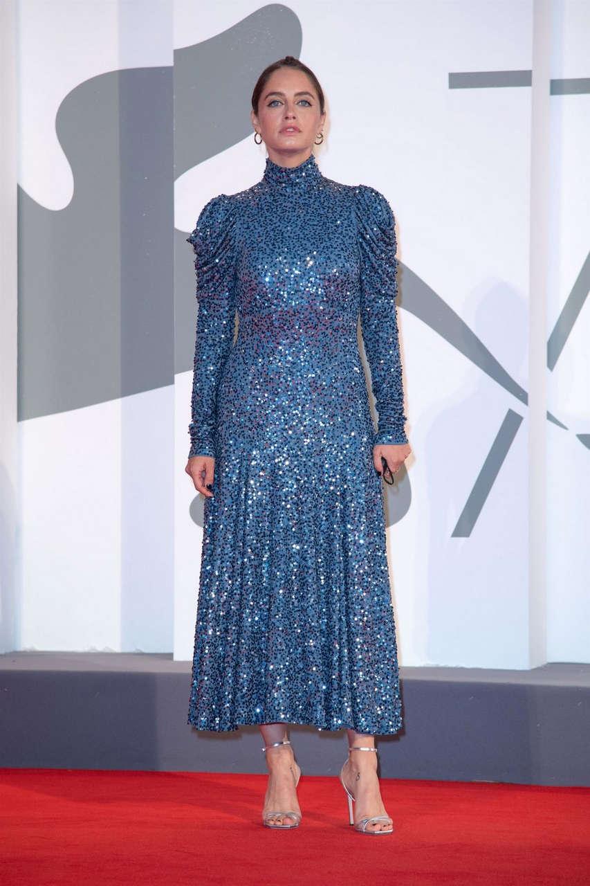 Matilde Gioli World To Come Premiere 2020 Venice Film Festival