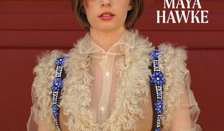 Maya Hawke Lwonderland Magazine Summer (6 photos)