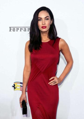 Megan Fox Ferraris 60th Anniversary Usa Gala Beverly Hills