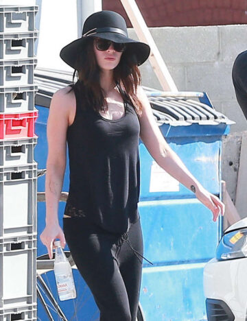 Megan Fox Our About Los Angeles