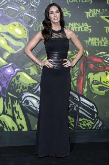 Megan Fox Teenage Mutant Ninja Turtles Premiere Berlin