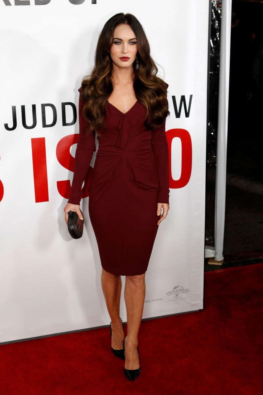 Megan Fox This Is 40 Premiere Los Angeles