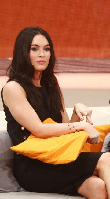 Megan Fox Wetten Dass Tv Show Germany