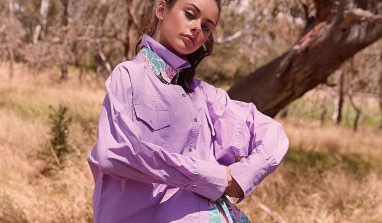 Meika Woollard For Pump Fashion Magazine June (13 photos)