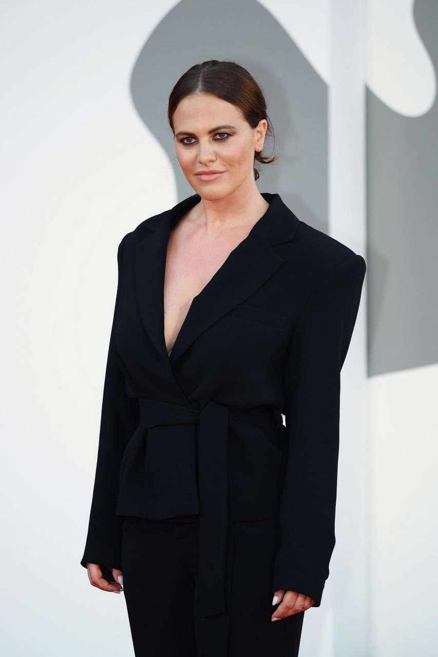 Melania Dalla Costa Never Gonna Snow Again Premiere 77th Venice Film Festival