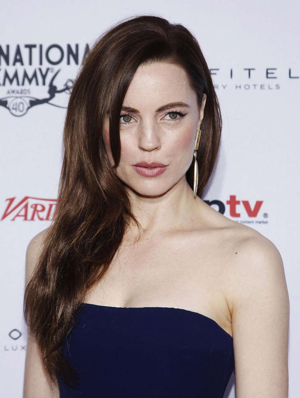 Melissa George 40th International Emmy Awards New York