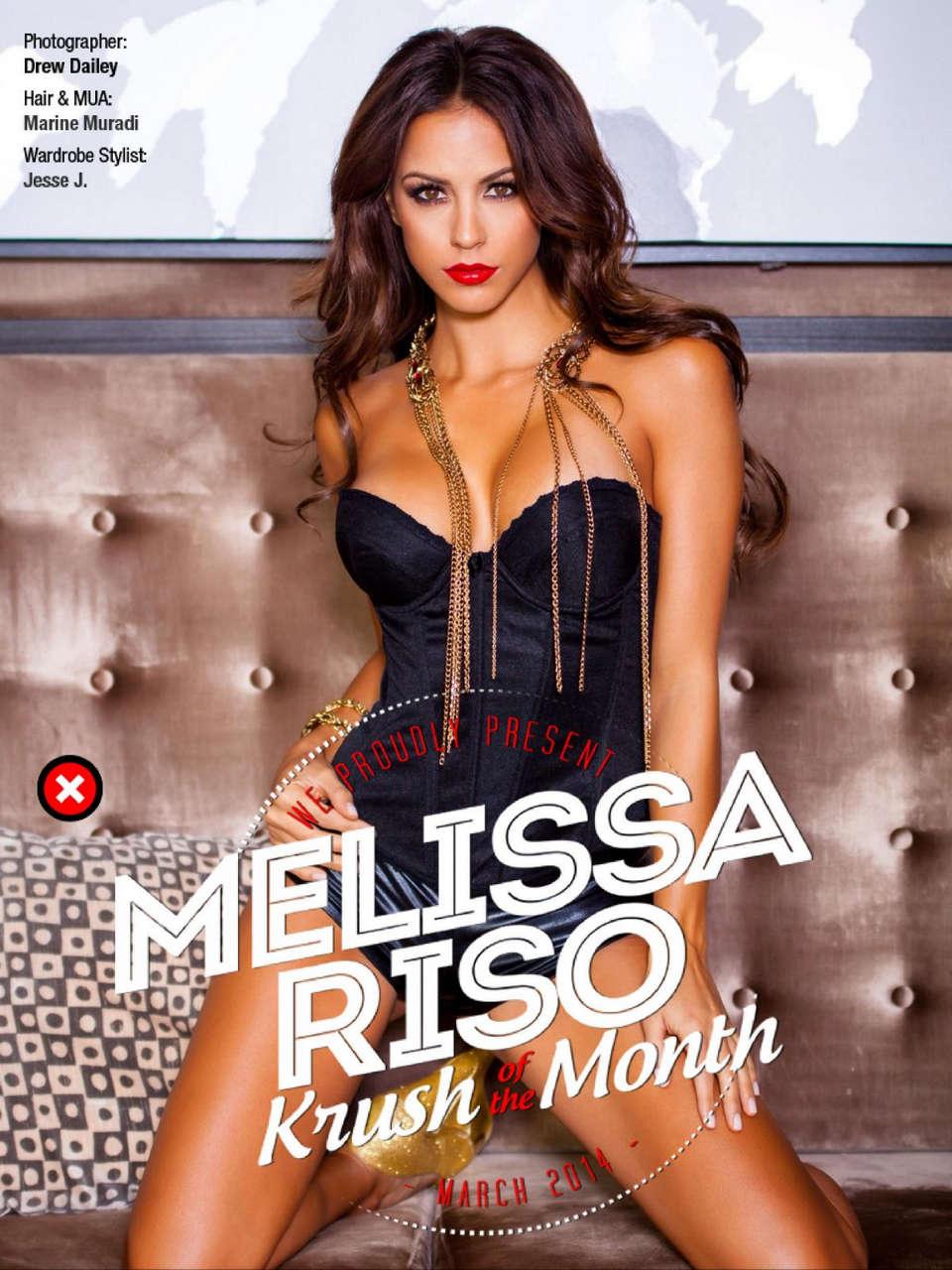 Melissa Rio Kandy Magazine March 2014 Issue