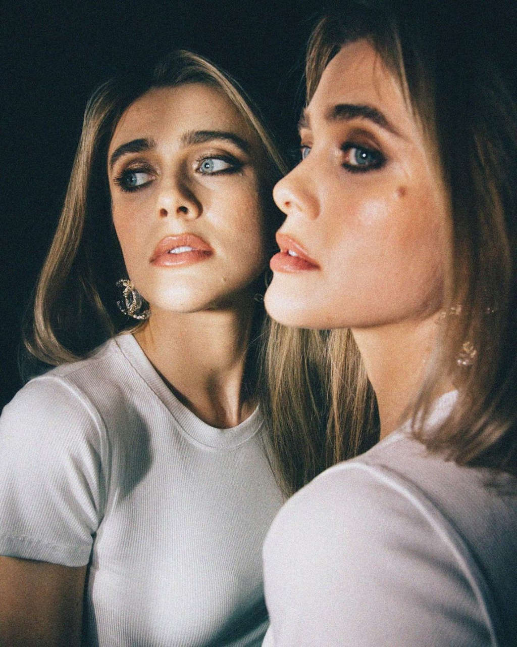 Melissa Roxburgh For We Love Coco Chanel Makeup 2020 Photoshoot