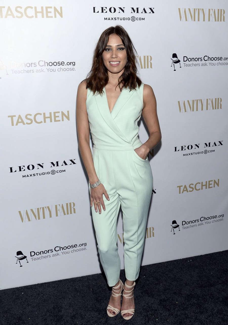 Michaela Conlin Annie Leibovitz Sumo Size Book Launch Los Angeles