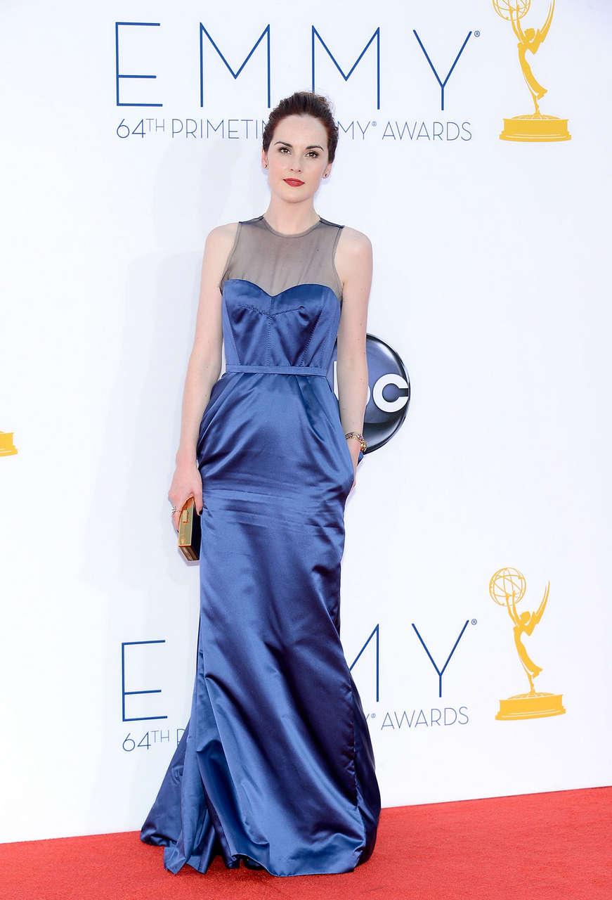 Michelle Dockery 64th Primetime Emmy Awards Los Angeles