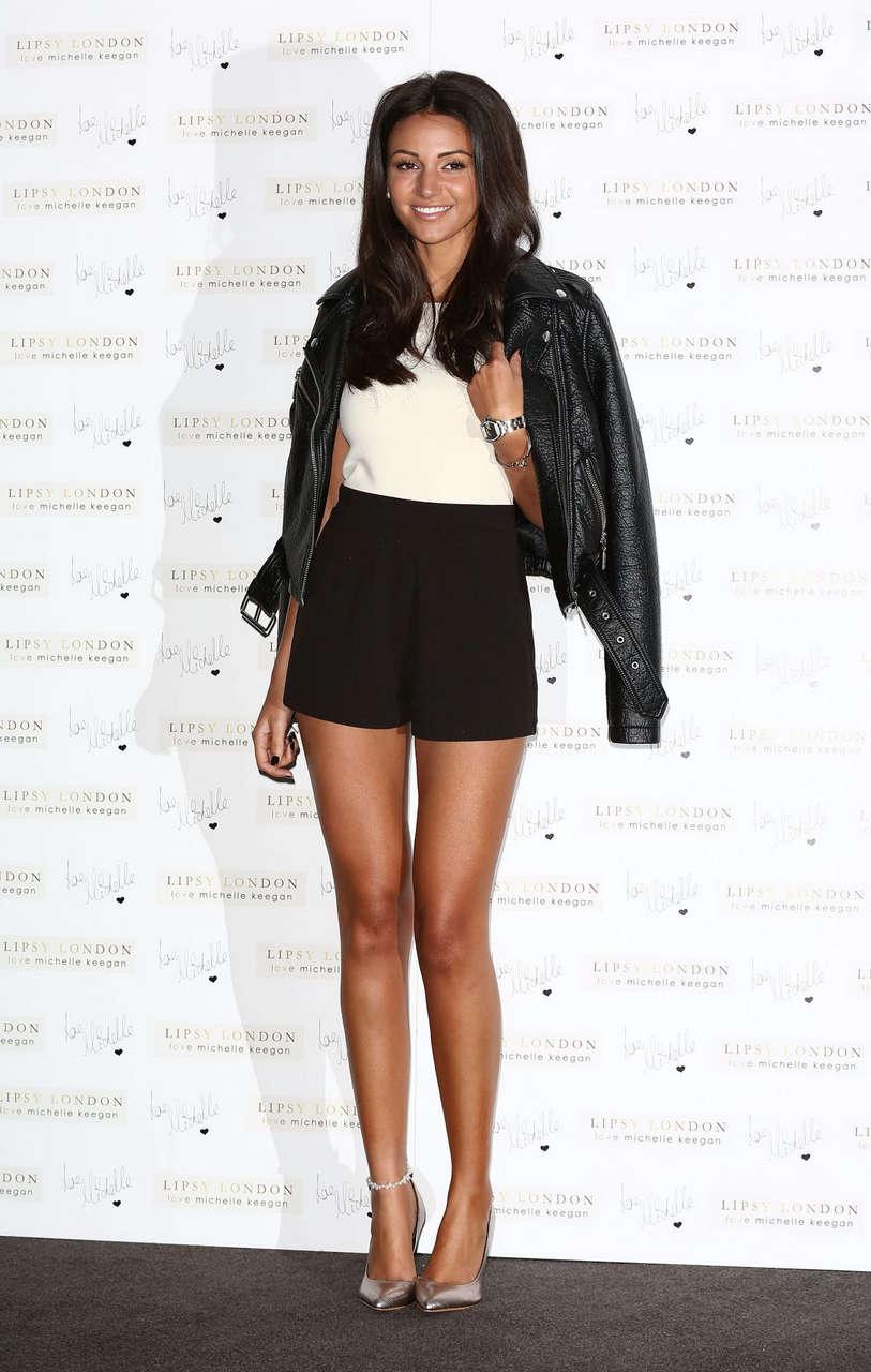 Michelle Keegan Lipsy Photocall Me Hotel London
