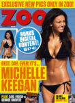 Michelle Keegan Zoo Magazine 27th March 2014 Issue