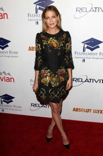 Michelle Monaghan 20th Annual Fulfillment Fund Stars Benefit Gala Beverly Hills