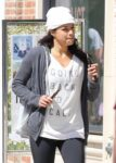 Michelle Rodriguea Out About Los Angeles