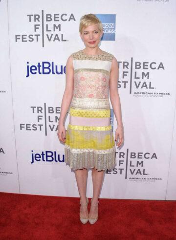Michelle Williams Take This Waltz Premiere Tribeca Film Festival