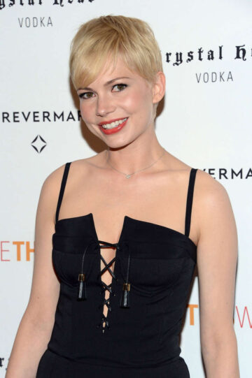 Michelle Williams Take This Waltz Special Screening New York