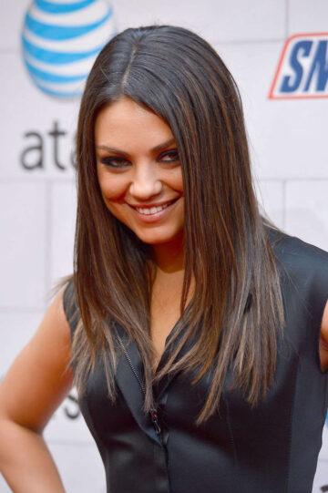 Mila Kunis Spike Tvs 6th Annual Guys Choice Awards Los Angeles