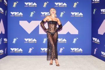 Miley Cyrus 2020 Mtv Video Music Awards