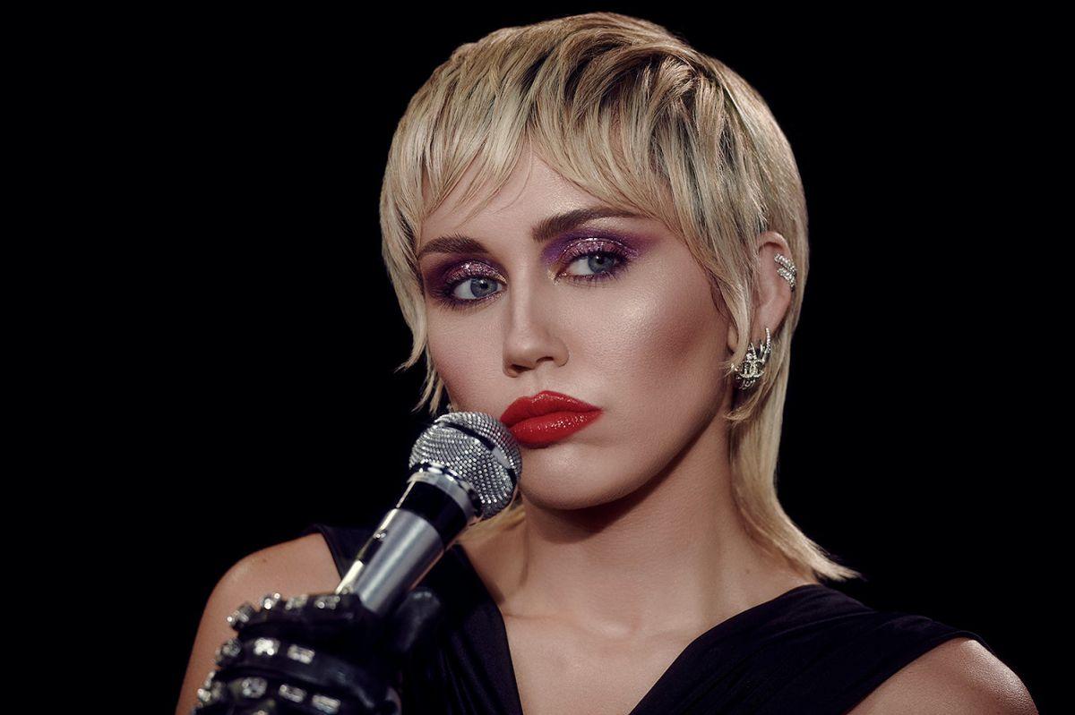Miley Cyrus Midnight Sky Promos August
