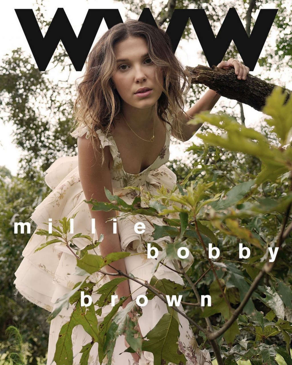 Millia Bobby Brown Who What Wear September