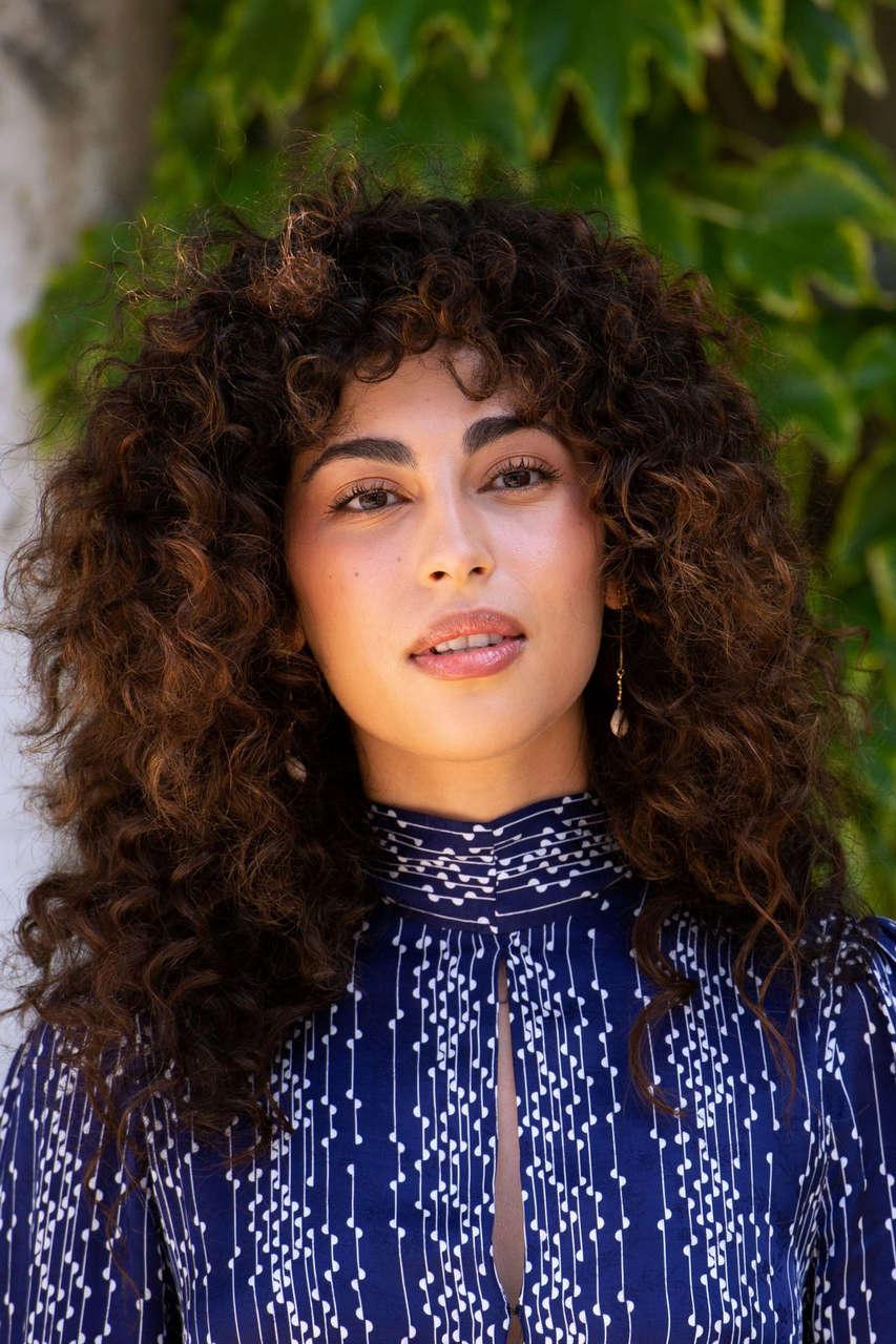 Mina El Hammani 2020 Venice International Film Festival