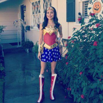 Miranda Cosgrove Halloween Costume