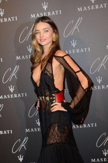 Miranda Kerr Cr Fashion Book Issue 5 Launch Party Paris