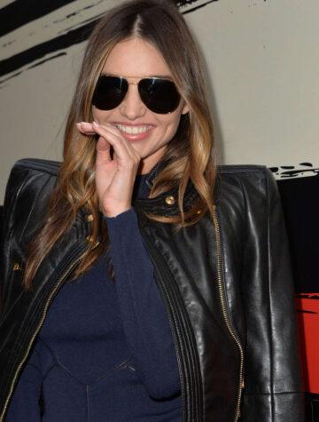Miranda Kerr Sonia Rykiel Fashion Show Paris