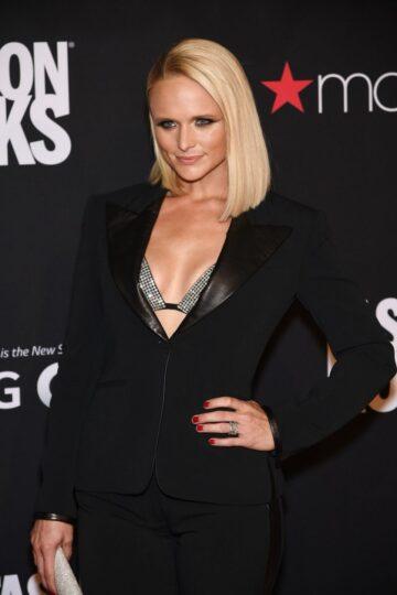 Miranda Lambert Fashion Rocks 2014 New York