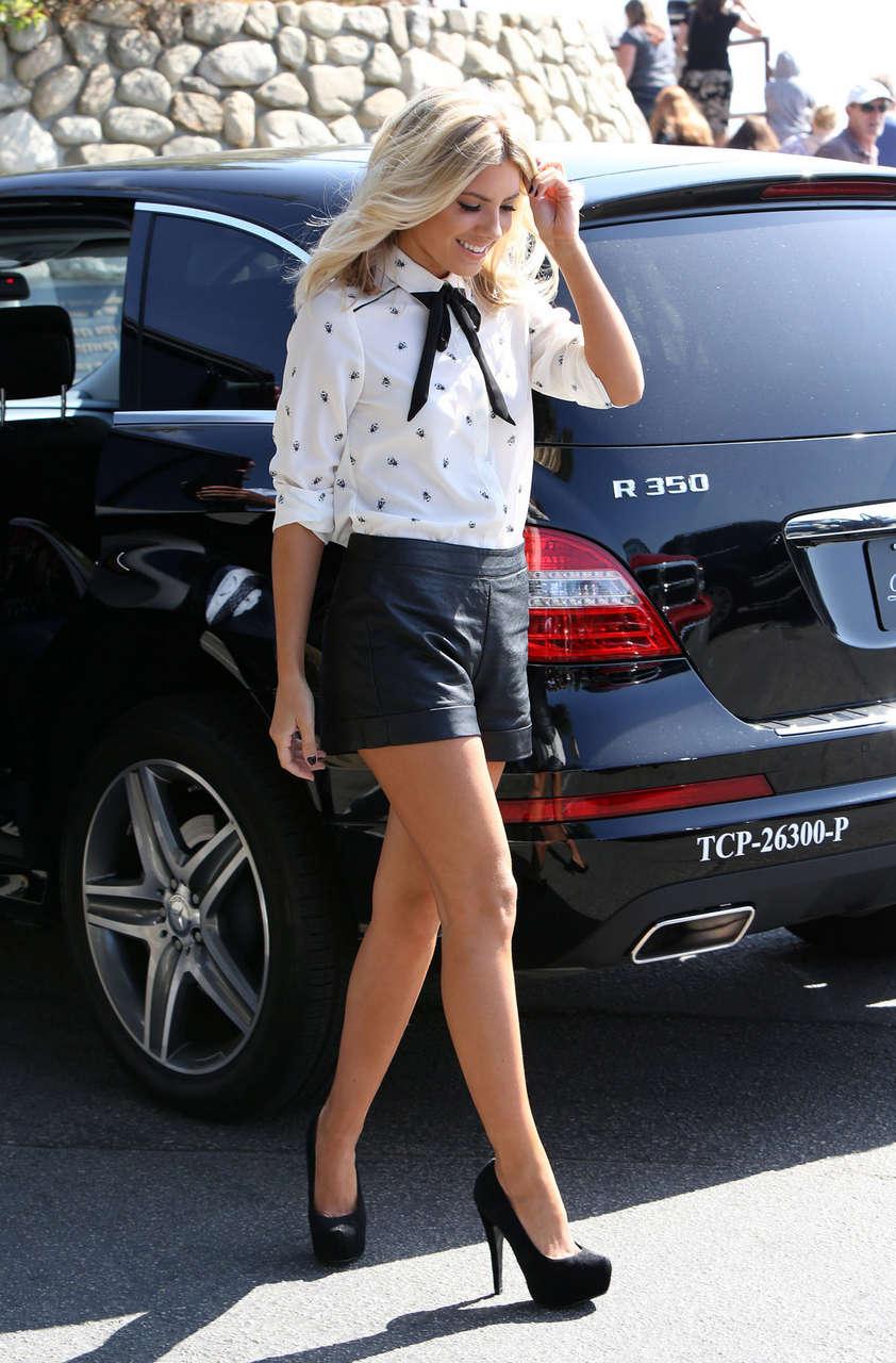Mollie King Photoshoot Hollywood Hills