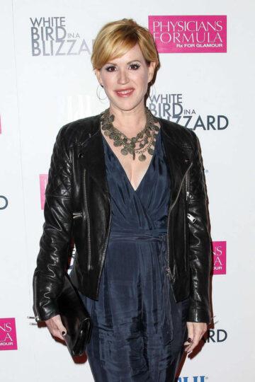 Molly Ringwald White Bird Blizzard Premiere Los Angeles