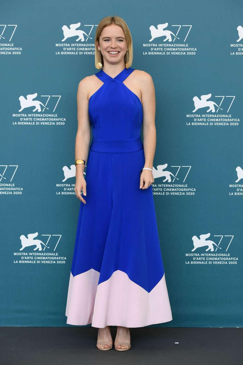 Naian Gonzalez Norvind New Order Photocall 77th Venice Film Festival