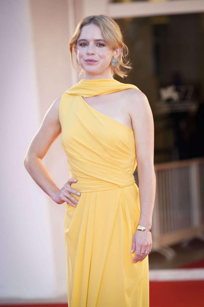 Naian Gonzalez Norvind Nomadland Premiere 2020 Venice Film Festival