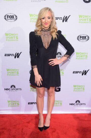 Nastia Liukin 35th Annual Salute Women Sports Reception New York