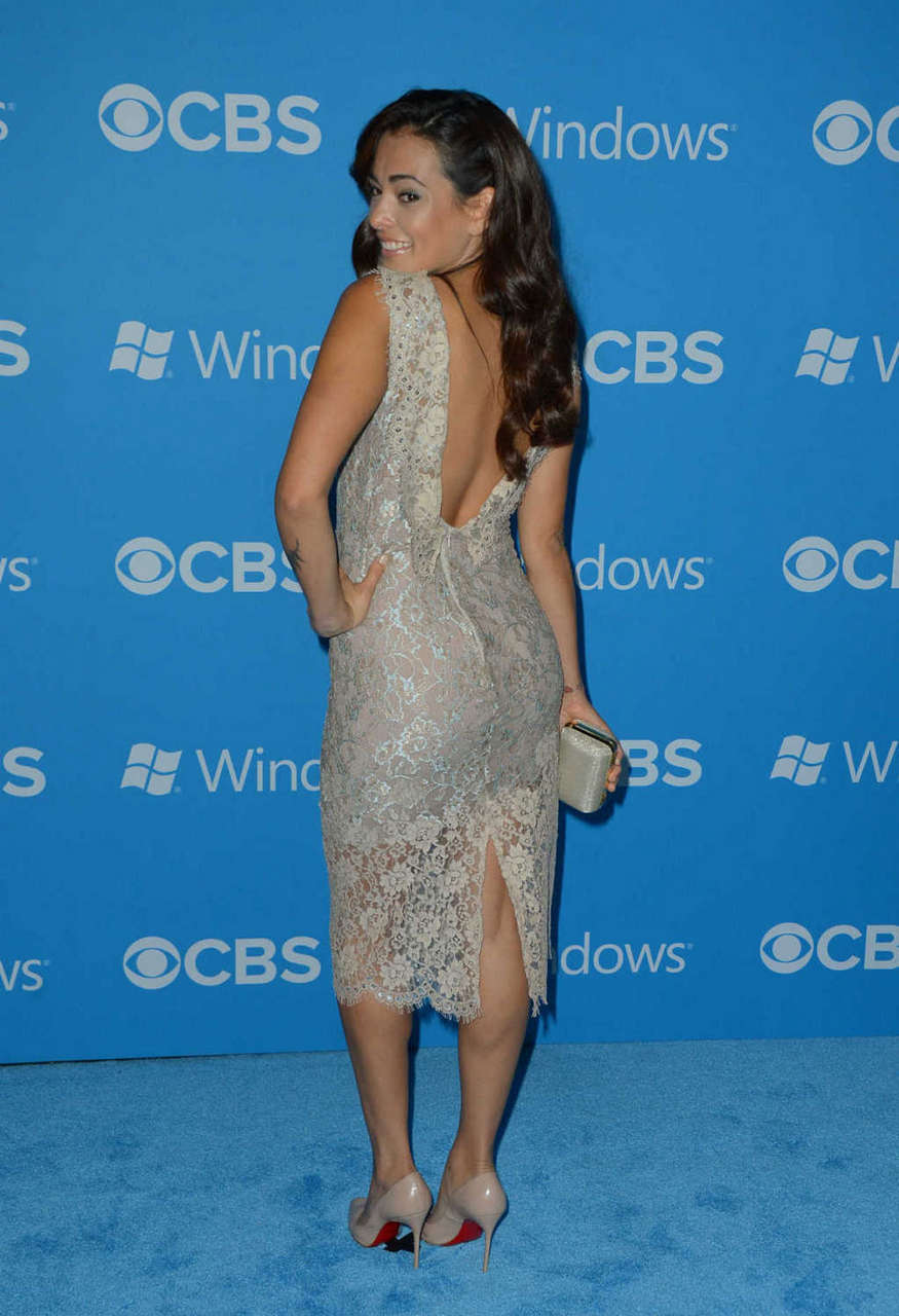 Natalie Martinez Cbs 2012 Fall Premiere Party Hollywood