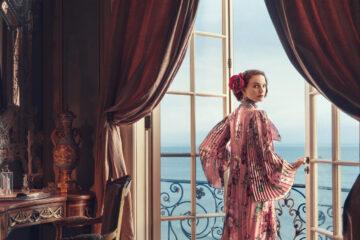 Natalie Portman Harpers Bazaar August 2015