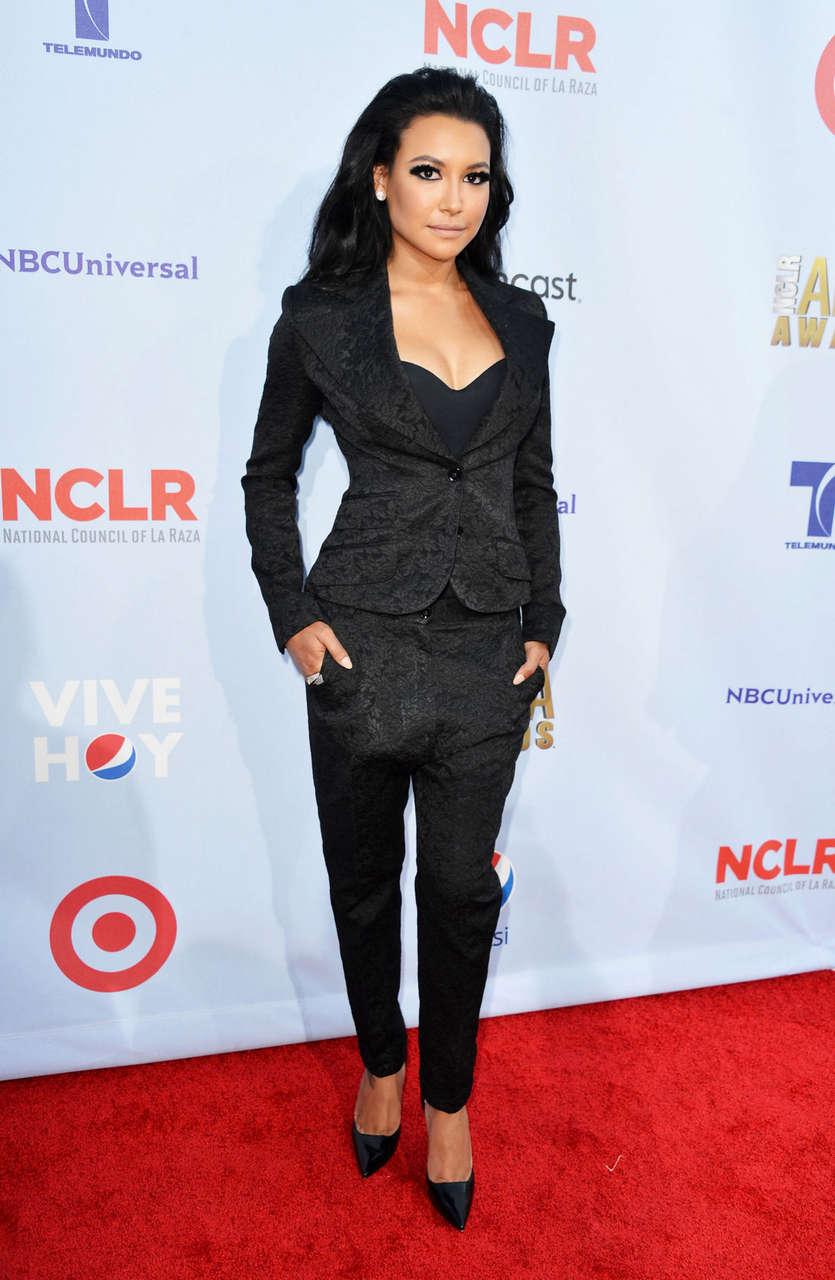 Naya Rivera 2012 Nclr Alma Awards Pasadena