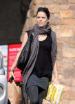 Neve Campbell Out Shopping Los Angeles